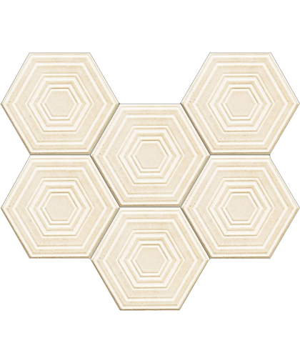 Solei Ecru Mosaic 289 х 221 (под заказ)