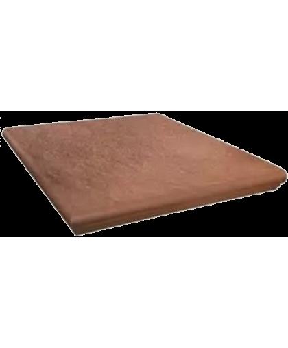 Солар / Solar оранжевый ступень наружная с капиносом 333 х 333