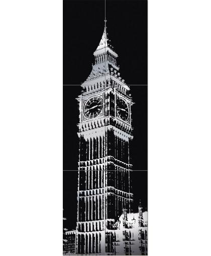 Пикадилли / Piccadilly Big Ben 2 set of 6 elements 1798 х 598 (под заказ)