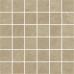 Петра / Pietra Beige mosaic (универсальная) 297 х 297