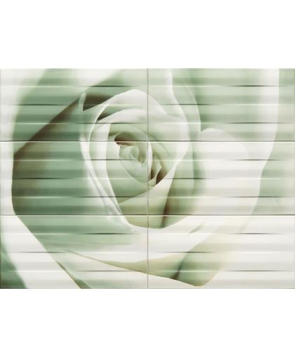 Максима / Maxima Azure 2 Obraz (6 плиток) 898 х 673 (под заказ)