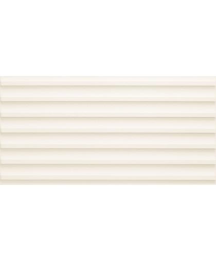 Бурано / Burano White Structure Lines 608 x 308 (под заказ)