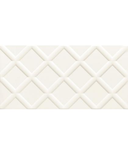 Бурано / Burano White Structure 608 x 308 (под заказ)