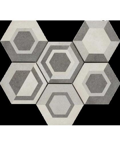 Ревинд / Rewind Decoro Geometrico Vanilla (R4DT) 210 х 182