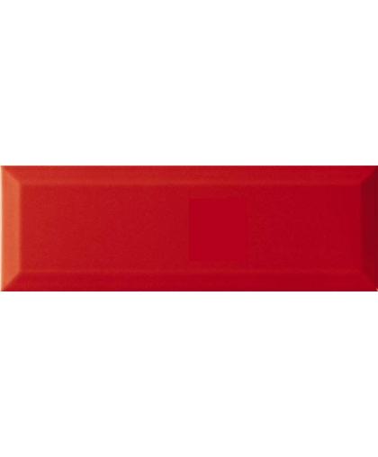 Rojo Brillo Bisel 300 х 100