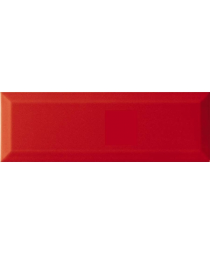Rojo Brillo Bisel 300 х 100 (под заказ)