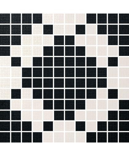 Rivage 5 flor mosaic lappato rekt. 298 х 298 (под заказ)