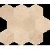 Сахара / Sahara Desert Mosaic Hexagon 337 х 280