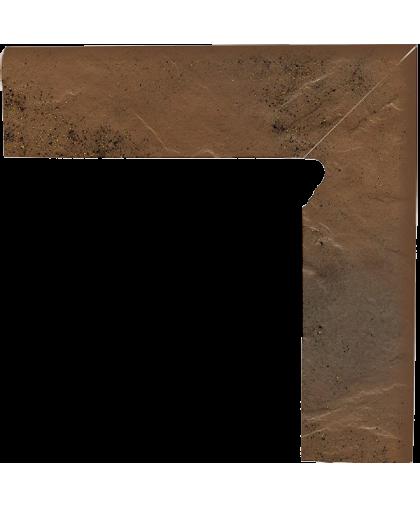 Семир / Semir Beige skirting right (цоколь правый) 300 x 81