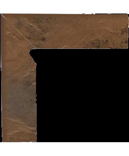 Семир / Semir Beige skirting left (цоколь левый) 300 x 81