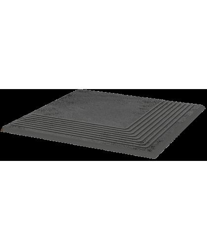 Семир / Semir Grafit steptread corner 300 х 300
