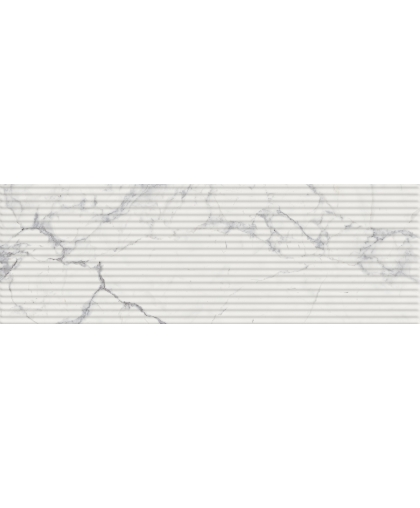 Шарм Эво Статуарио / Charme Evo Statuario Inserto Wave 750 х 250