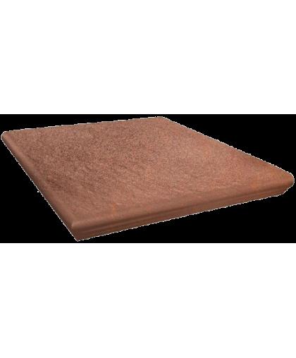 Солар / Solar коричневый ступень наружная с капиносом 333 х 333
