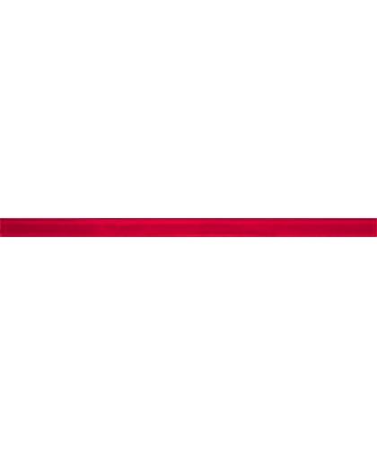 Бордюр стеклянный универсальный Соло 1 400 х 20