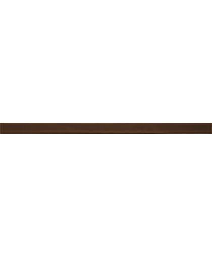Бордюр стеклянный универсальный Соло 3 400 х 20