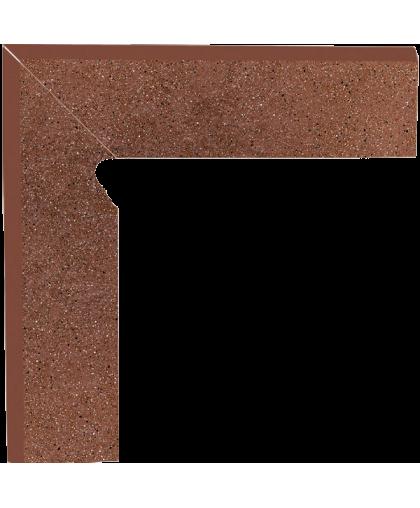 Таурус / Taurus Brown skirting left (цоколь левый) 300 x 81 (под заказ)