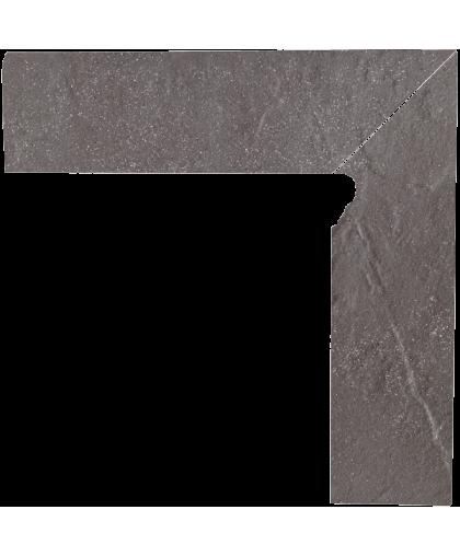 Таурус / Taurus Grys skirting right (цоколь правый) 300 x 81 (под заказ)