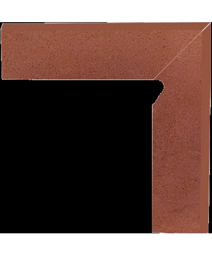 Таурус / Taurus Rosa skirting right (цоколь правый) 300 x 81 (под заказ)