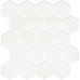 Glass Ivory Heksagon MS 280 х 258 (под заказ)