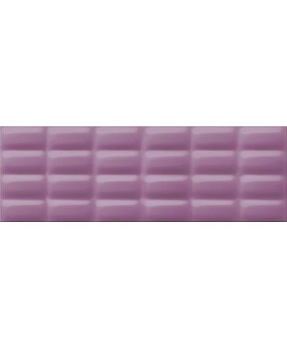 Violet glossy pillow 750 х 250