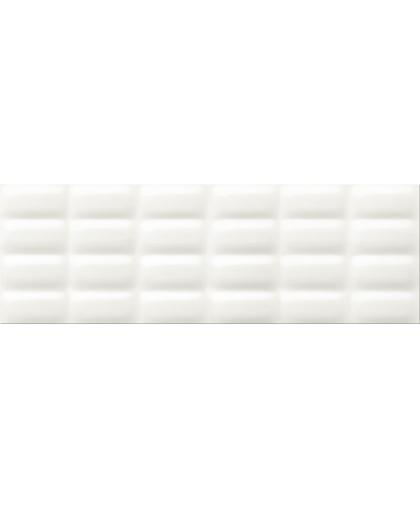 White glossy pillow 750 х 250