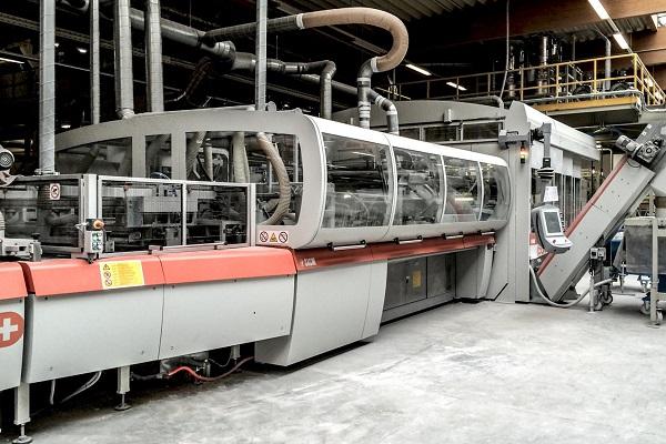 Производственная линия керамической плитки